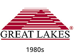 1980, Second revision of the Great Lakes logo