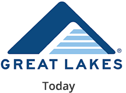 Today, Current Great Lakes logo