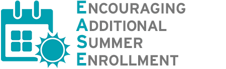 Encouraging Additional Summer Enrollment