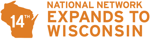National network expands to Wisconsin