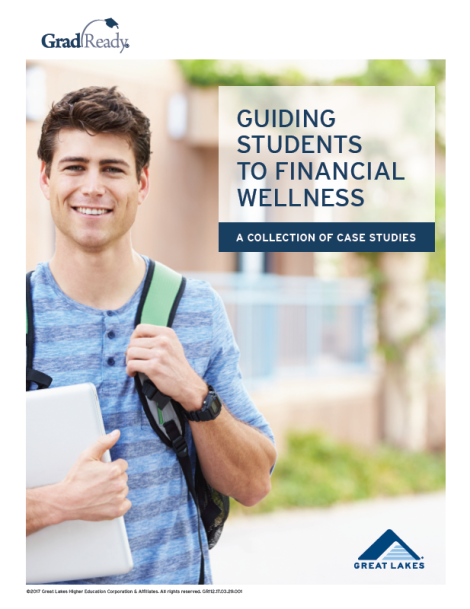 Guiding Students To Financial Wellness Report Cover